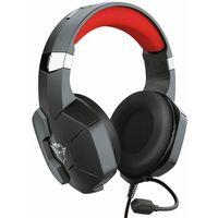 Pozostałe gry i konsole, Trust słuchawki gamingowe GXT 323 Carus (23652)