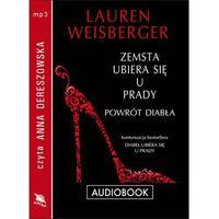 Audiobooki, Zemsta ubiera się u Prady - Lauren Weisberger