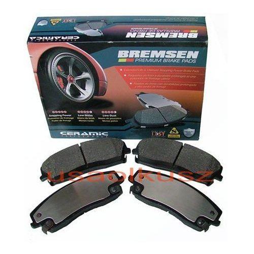 Klocki hamulcowe, Przednie CERAMICZNE klocki hamulcowe tarcze 320mm Lancia Thema 2011-