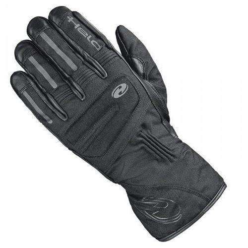 Rękawice motocyklowe, RĘKAWICE SKÓRZANO-TEKSTYLNE HELD EVERDRY BLACK