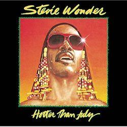 Stevie Wonder - Hotter Than July =Remaste