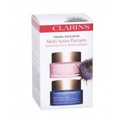 Clarins Multi-Active zestaw Krem na dzień 50 ml + Krem na noc 50 ml dla kobiet