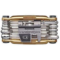 Crankbrothers Multi 17 Narzędzie do roweru złoty 2018 Narzędzia wielofunkcyjne i mini narzędzia Przy złożeniu zamówienia do godziny 16 ( od Pon. do Pt., wszystkie metody płatności z wyjątkiem przelewu bankowego), wysyłka odbędzie się tego samego dnia.