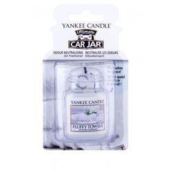 Zapach YANKEE car jar ultimate Fluffy Towels - YCJUFT