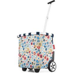 Duży wózek na zakupy Reisenthel Carrycruiser Millefleurs (ROE6038)