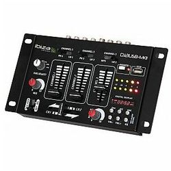DJ-21 3/2-kanałowy mikser USB-talkover