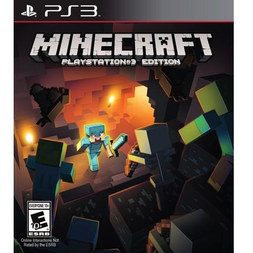 Gry PS3, Minecraft (PS3)