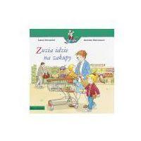 Książki dla dzieci, Zuzia idzie na zakupy. Mądra Mysz - Liane Schneider (opr. miękka)