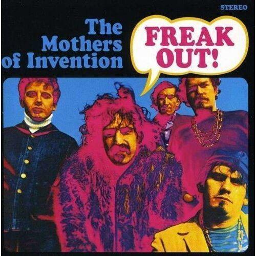 Pozostała muzyka rozrywkowa, FREAK OUT! - Frank Zappa (Płyta CD)