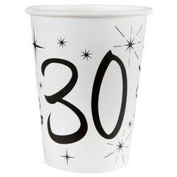Kubeczki na trzydzieste urodziny 30tka - 10 szt.