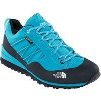 Trekking, The North Face buty damskie W Verto Plasma 2 Gtx Bluebird/Tnf Black 39 - BEZPŁATNY ODBIÓR: WROCŁAW!