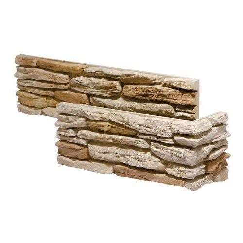 Kamień, KAMIEŃ ELEWACYJNY CALIFORNIA 1 DESERT PŁYTKA OPAKOWANIE 0,5M2 FIRMY STEGU