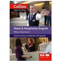 Książki do nauki języka, Hotel and Hospitality English (opr. miękka)
