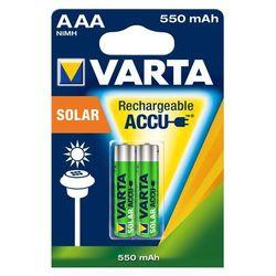 Varta Akumulator 550mAh, 2 sztuki, AAA Darmowy odbiór w 21 miastach!
