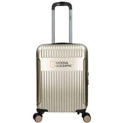 National Geographic Transit mała walizka kabinowa 20/55 cm / poszerzana / Champagne Gold