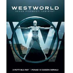 Westworld, Sezon 1 (Blu-Ray) - Jonathan Nolan DARMOWA DOSTAWA KIOSK RUCHU