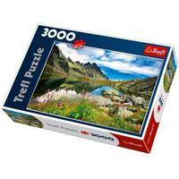 Puzzle, Puzzle 3000 Staroleśniański Staw, Tatry, Słowacja