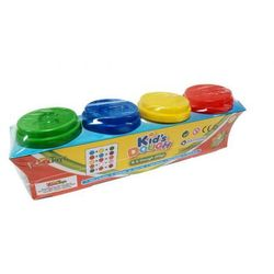 Ciastolina SWEDE Kids Dough 4 x 50 g O326
