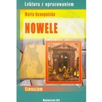 Lektury szkolne, Nowele. Konopnicka. Lektura z opracowaniem (opr. miękka)
