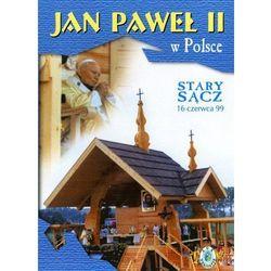 Jan Paweł II w Polsce 1999 r - STARY SĄCZ - DVD