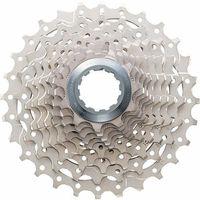 Łańcuchy i kasety rowerowe, Shimano Ultegra CS-6700 Kaseta rowerowa 10-rzędowy, silver 11-25T 2020 Kasety Przy złożeniu zamówienia do godziny 16 ( od Pon. do Pt., wszystkie metody płatności z wyjątkiem przelewu bankowego), wysyłka odbędzie się tego samego dnia.