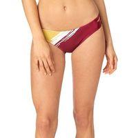 Stroje kąpielowe, Fox Rodka Lace Up Bikini Kobiety czerwony XS 2018 Stroje kąpielowe