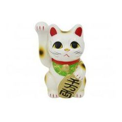 Figurka/skarbonka Maneki Neko Koten - Szczęście 16cm