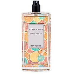 Berdoues Collection Grands Crus Scorza di Sicilia woda perfumowana 100 ml tester unisex