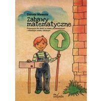 Książki dla dzieci, Zabawy matematyczne (opr. miękka)