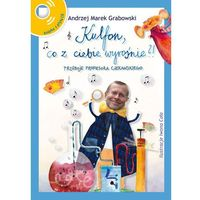 Książki dla dzieci, Kulfon, Co Z Ciebie Wyrośnie?! + Cd (opr. twarda)