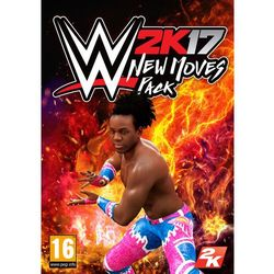 WWE 2K17 New Moves Pack (PC)