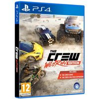 Gry na PS4, The Crew (PS4)