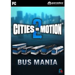 Cities in Motion 2 Bus Mania (PC)
