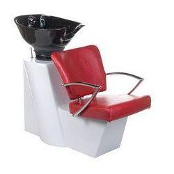 Myjnia fryzjerska LIVIO czerwona BH-8012