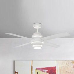 Wydajny wentylator sufitowy Disc z LED
