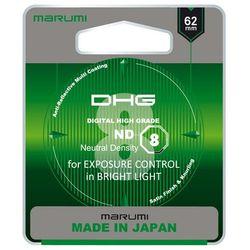 Filtr Marumi DHG ND8 62mm (MND(8)62 DHG) Darmowy odbiór w 20 miastach!