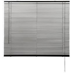 Żaluzja aluminiowa Colours Studio 45 x 180 cm czarna