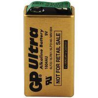 Baterie, 1 x bateria alkaliczna Ultra Alkaline Industrial 6LR61/9V (OEM)