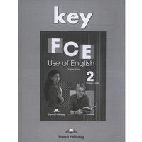 Książki do nauki języka, FCE Use of English 2 key (opr. miękka)