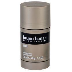 Bruno Banani Man dezodorant 75 ml dla mężczyzn