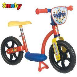 SMOBY Rowerek Biegowy Strażak Sam