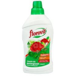 Nawóz Florovit do pelergonii 1 L