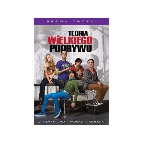 Seriale i programy TV, Teoria wielkiego podrywu (sezon 3, 3 DVD)