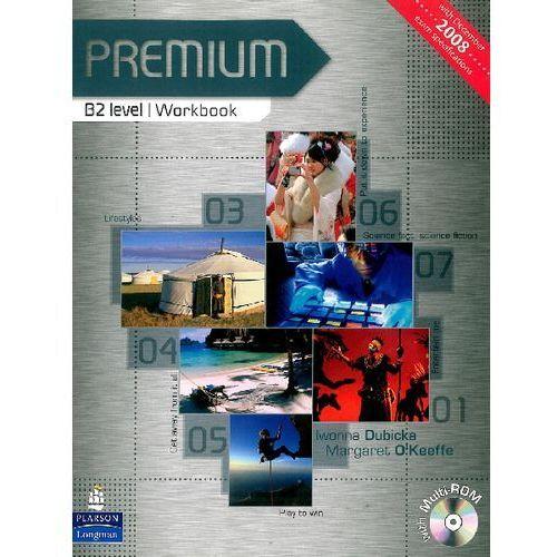 Książki do nauki języka, Premium B2 (FCE) Workbook without key + Multi-ROM Longman (opr. miękka)