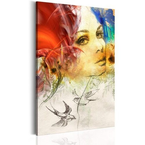 Obrazy, Obraz - Ognista kobieta