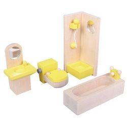 Mebelki drewniane - łazienka