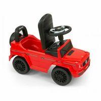 Jeździki, Milly Mally Pojazd MERCEDES G350d Red S
