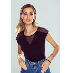 Alessia koszulka bawełniana damska Eldar Romantica Active Czarna