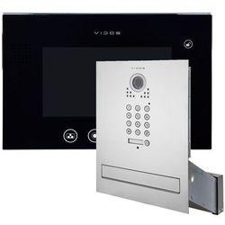 Skrzynka na listy wideodomofon Vidos S561D-SKM M670B