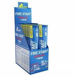 Żel energetyczny z kofeiną Fire Start 36g Tropikalny OLIMP